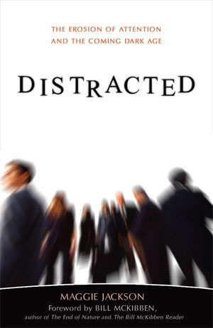 Distracted: portada