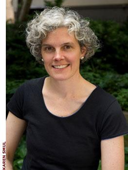 Maggie Jackson, periodista de The Boston Globe