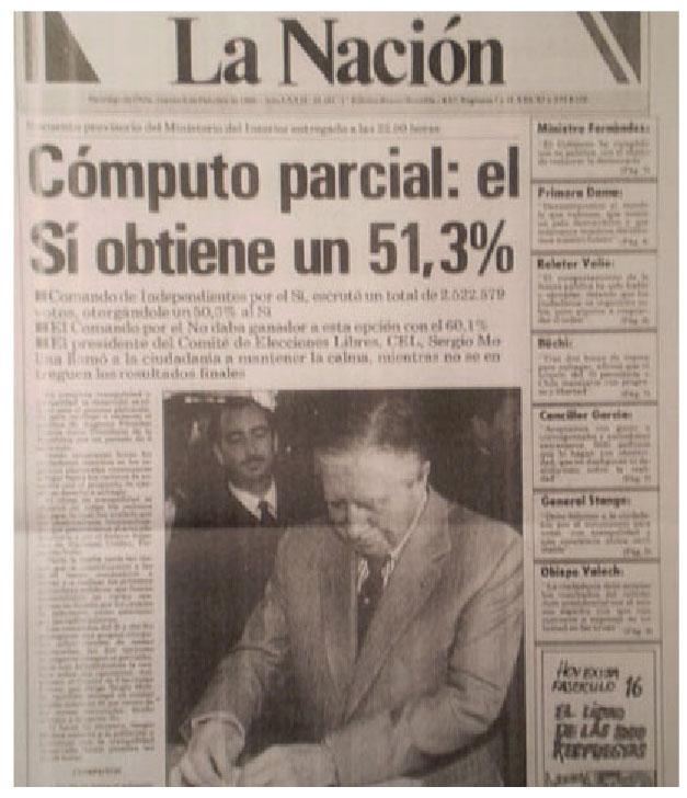 La Nación - 6 de octubre de 1988