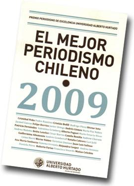 El mejor periodismo chileno 2009
