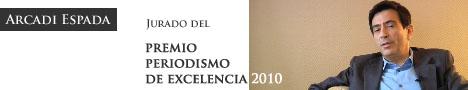 Arcadi Espada, jurado del PPE2010