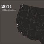 Mapa de diarios estadounidenses