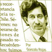 Columnista de El Mercurio