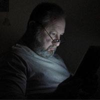 Leyendo iPad - Tojosan, Flickr