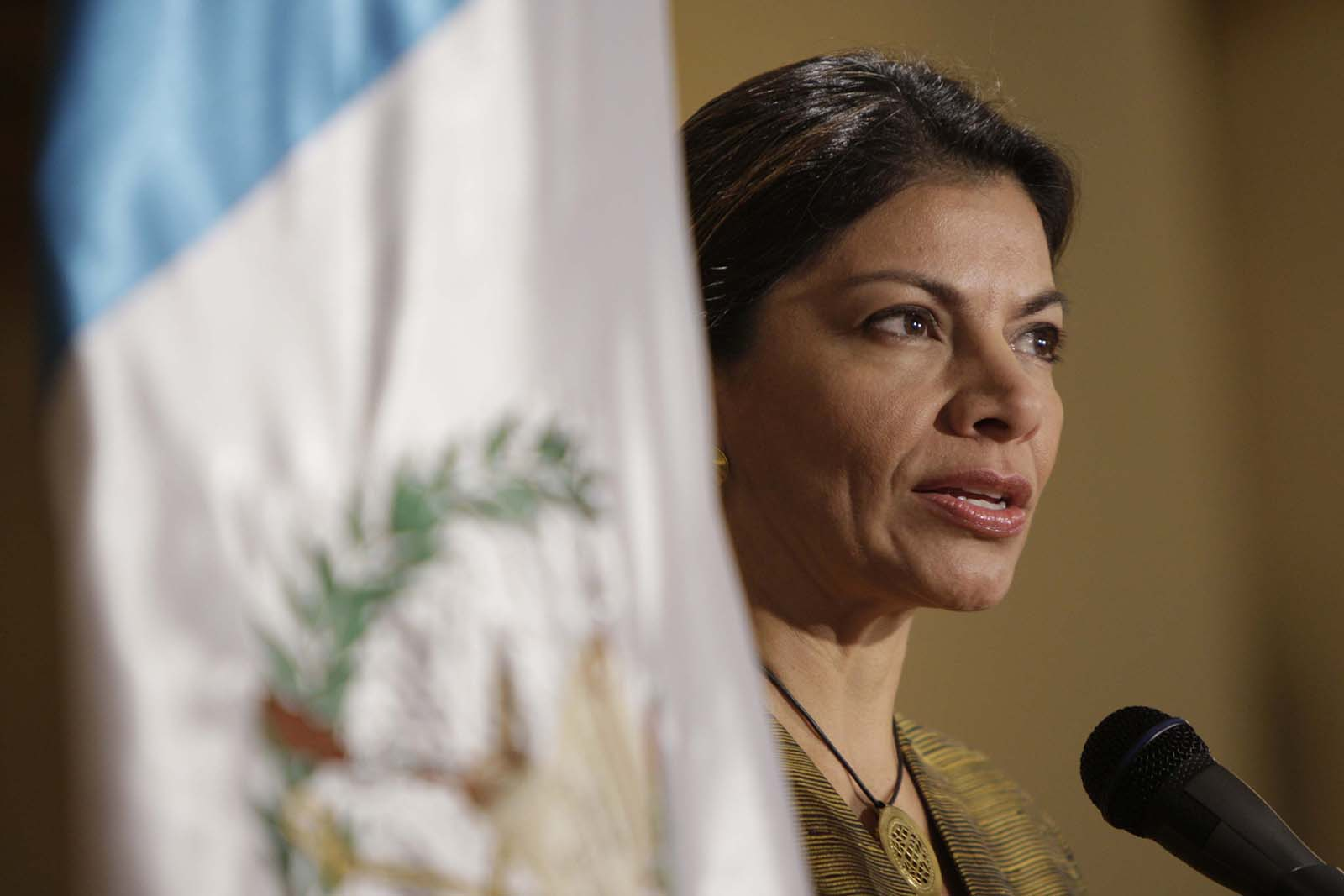 Laura Chinchilla - Foto de Gobierno de Guatemala, Flickr