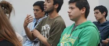 Estudiantes de Periodismo UAH - Foto de Puroperiodismo, Flickr