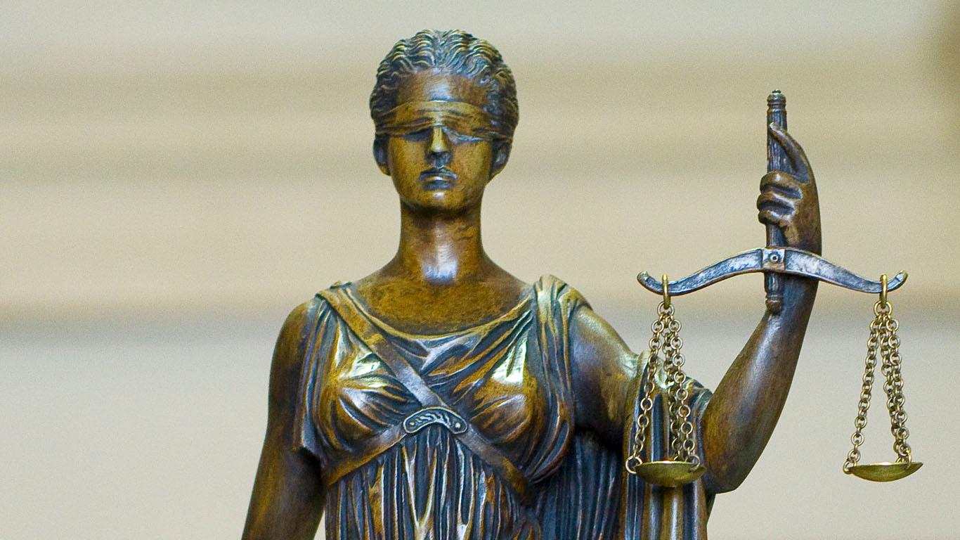 Blind Justice - Foto de Scott, Flickr
