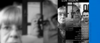 """""""Los malos"""", editado por Leila Guerriero (Ediciones UDP, 2015)."""