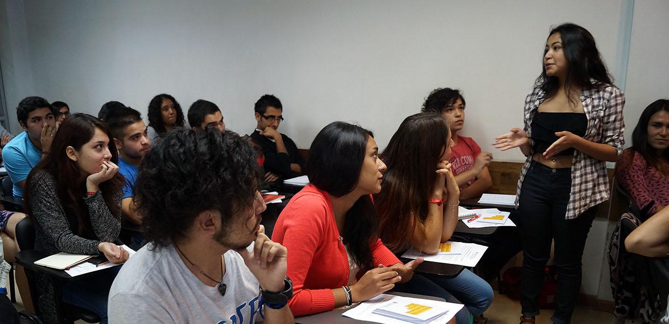 Estudiantes Periodismo UAH