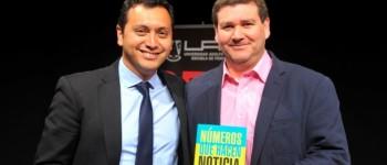 Carlos Franco y Andrés Fuenzalida - Foto de UAI