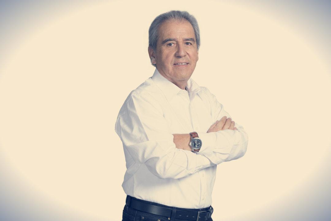 Sergio Campos - Foto radio Cooperativa