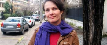Laurie Fachaux. Foto de Eduardo Andrade.