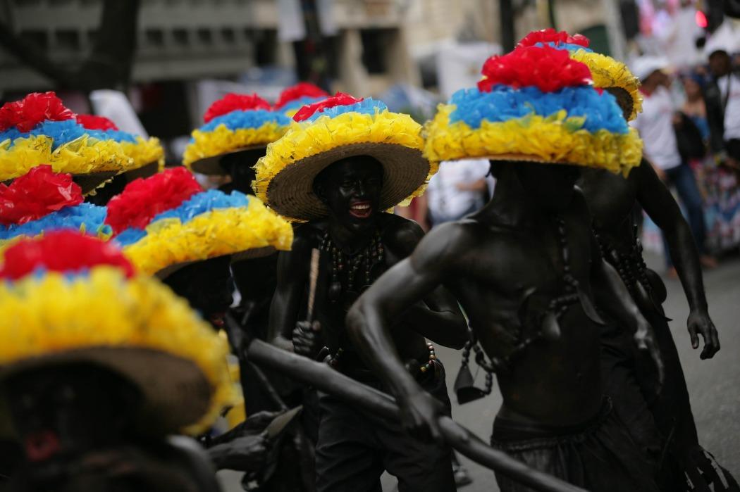 MAs de nueve mil personas marcharon en Bogota por la paz de Colombia. Crédito: CEET Fotógrafo: JUAN DIEGO BUITRAGO
