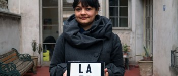 Yasna Mussa, cofundadora de Late. Foto: Patricio Contreras.