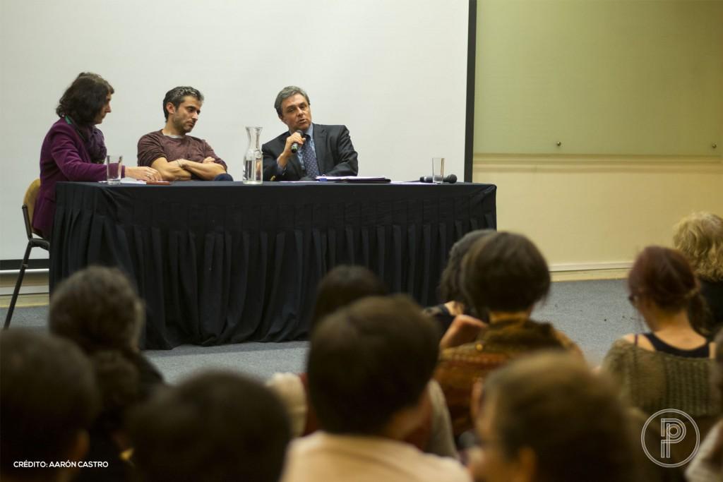 El abogado Pablo Gómez. Foto de Aarón Castro.