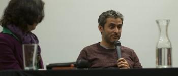 Javier Rebolledo. Foto de Aarón Castro.