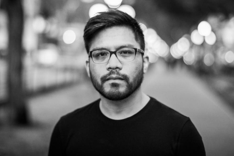 Joseph Zárate, ganador del Premio Gabo 2018 en categoría Texto. Foto: Mario Segovia Guzmán