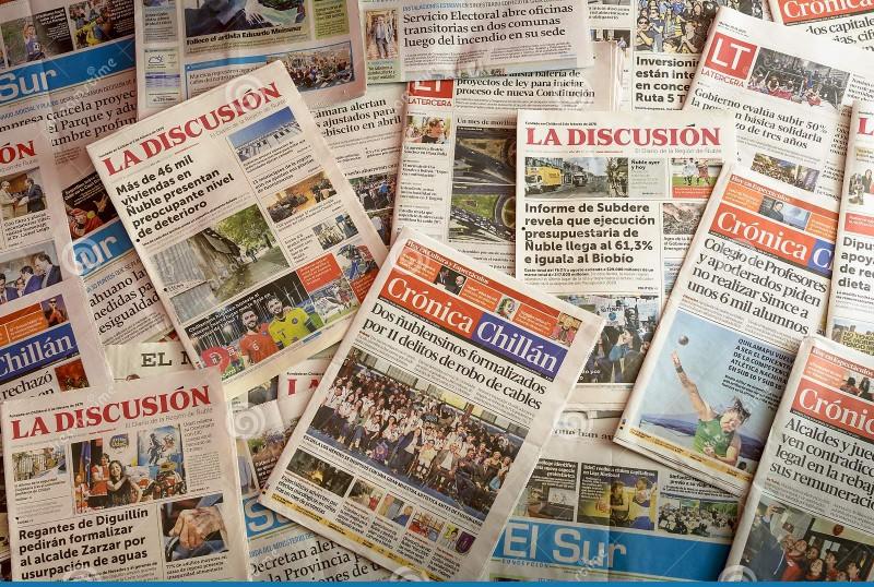 diarios-de-circulación-regional-chilenos-chillan-chile-medios-en-la-región-ñuble-165209996